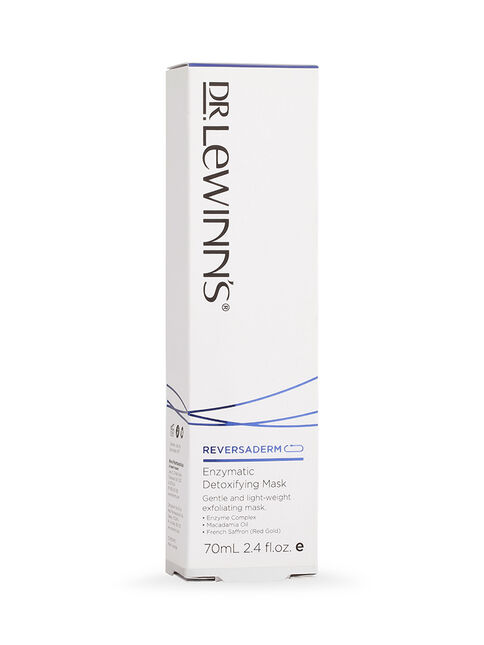 Reversaderm Enzymatic Detoxifying Mask 70ML