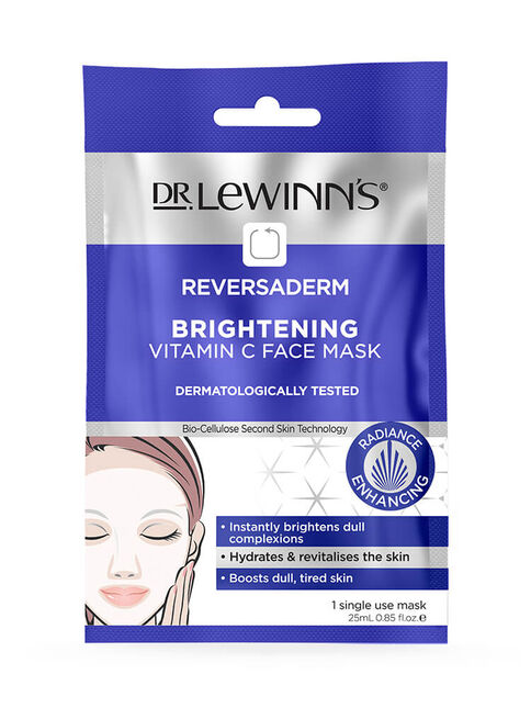 Reversaderm Brightening Vitamin C Face Mask 1 pack