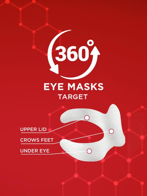 Ultra R4 Collagen 360° Eye Masks 3pk
