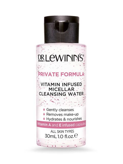 Vitamin Infused Micellar Water 30mL Sample