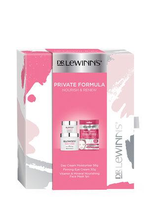 Private Formula Nourish & Renew Gift Pack