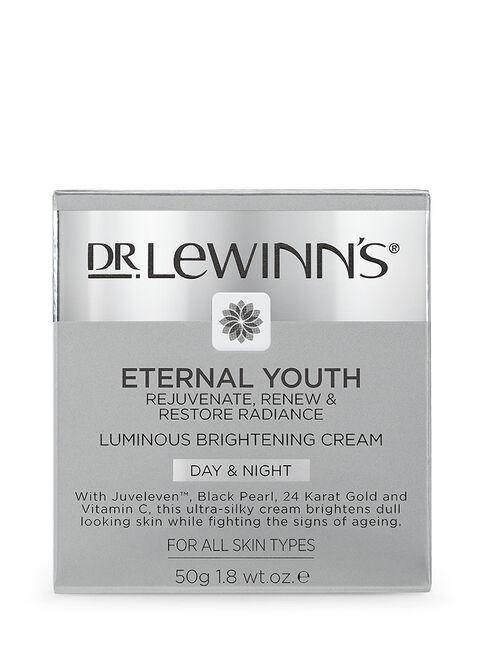 Eternal Youth Luminous Brightening Day & Night Cream 50g
