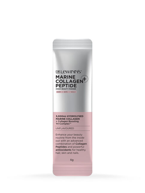 Marine Collagen Peptide+ Inner Beauty Powder - 30 x 6g