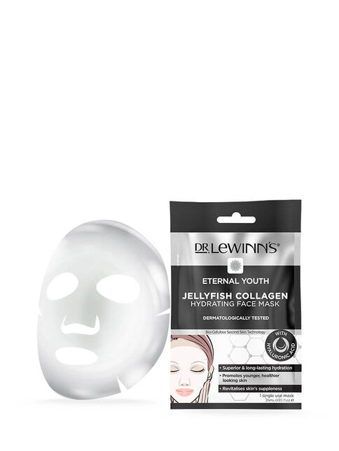 Eternal Youth Jellyfish Collagen Hydrating Face Mask 1 pack