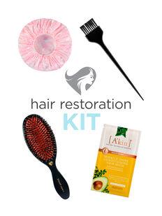 At Home Hair Restoration Kit