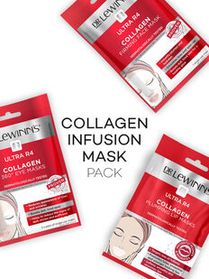 Collagen Infusion Mask Pack