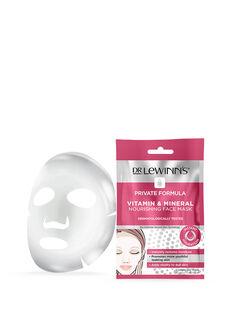 Private Formula Vitamin & Mineral Nourishing Face Mask 1 pack