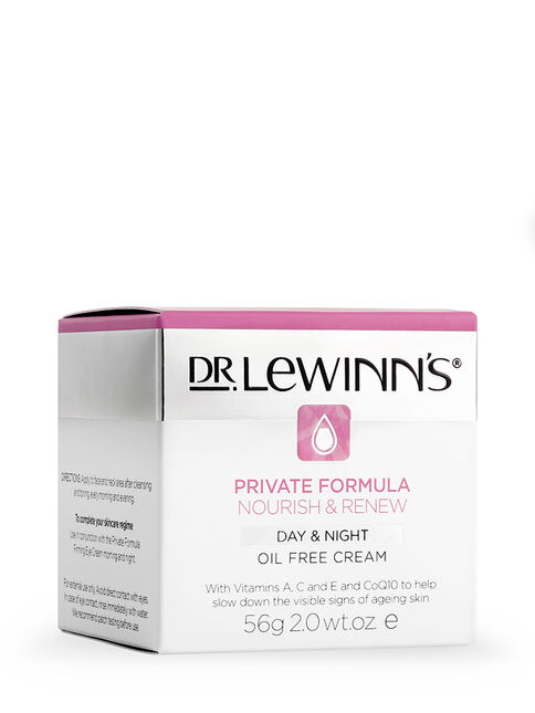 Private Formula Oil Free Day and Night Cream 56G