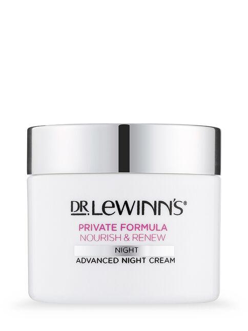 Private Formula Advanced Night Cream 56G