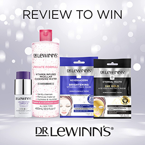 Write a Review and you could win a $100 Prize pack*!
